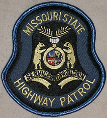 Missouri State Highway Patrol informing motorists on new laws
