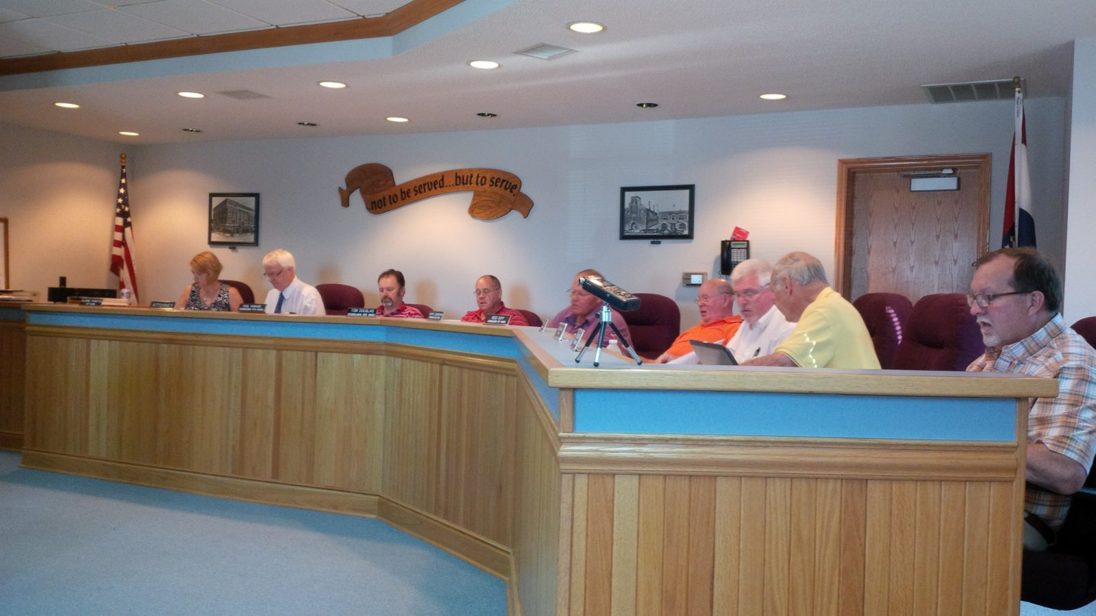 Chillicothe council hears from school superintendent on centralization