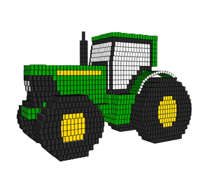 canstruction-tractor
