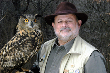 Walter Crawford, founder of World Bird Sanctuary, dies