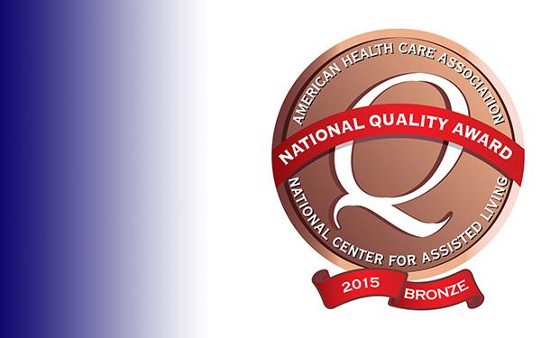 Life Care Center of Carrollton achieves bronze award