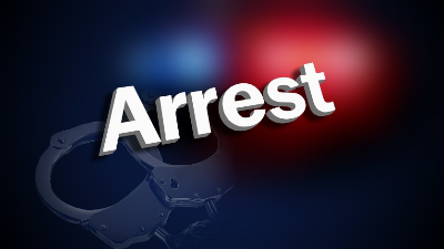 Warrant arrest in Dekalb County with additional charges