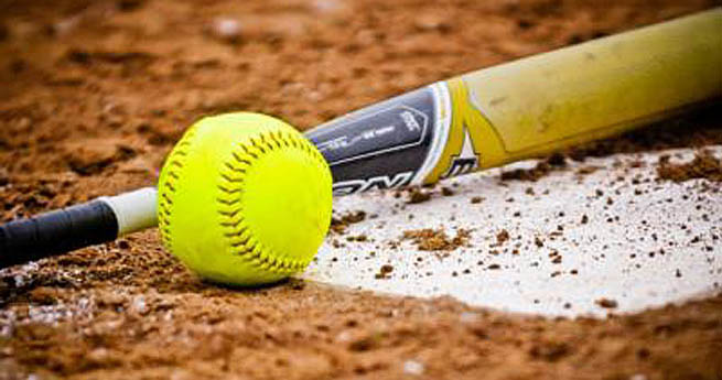 High school softball results 8/27