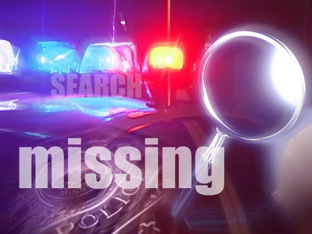 Missing person may be with homicide suspect