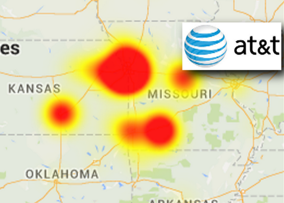 Regional outage plagues AT&T wireless voice customers