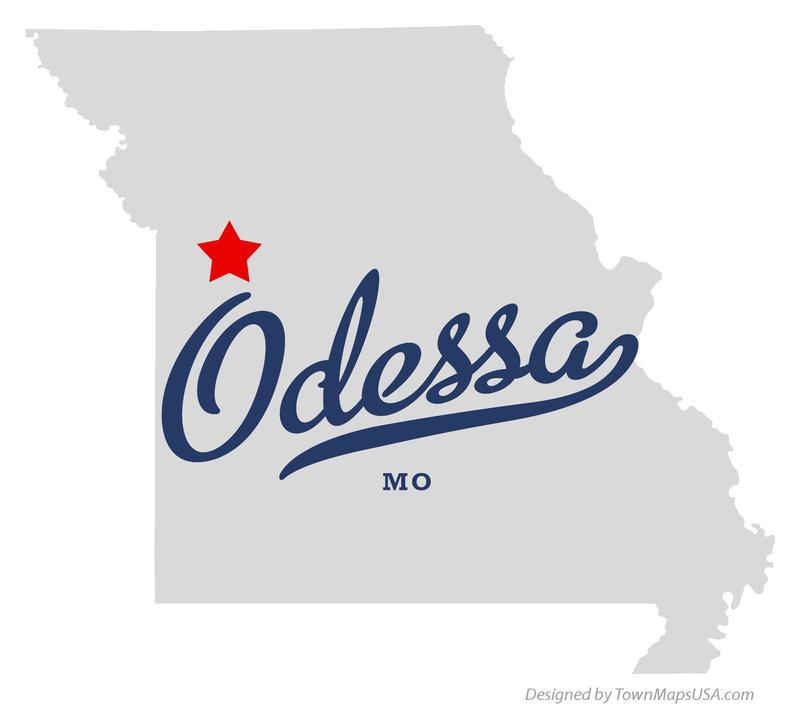 Odessa held regular session after public hearing Monday