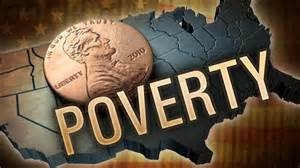 Census: Poverty numbers stay just about the same