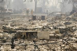 At least 1 remains missing in California fire