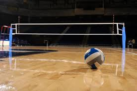 High school volleyball upcoming games 10/8