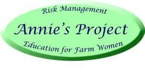 Annie's Project: Farm management for women