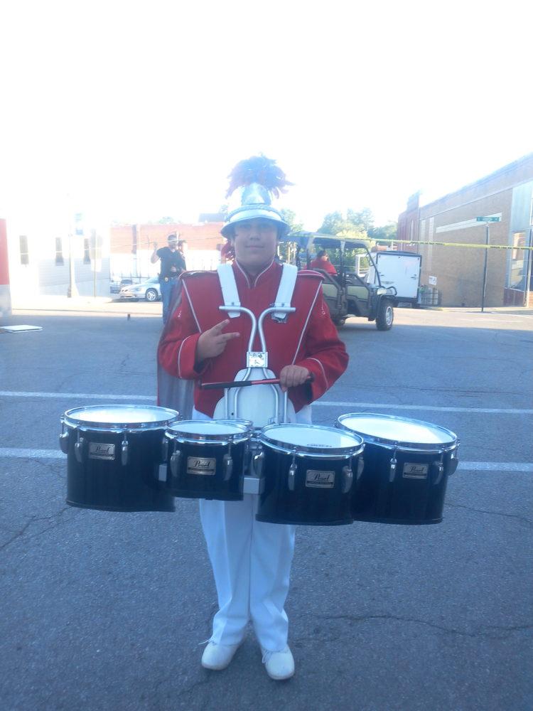 Carrollton Band Day