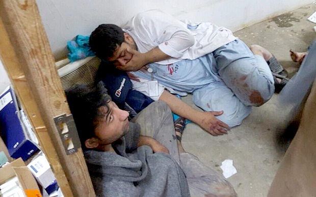 US looking into airstrike that may have hit hospital, killing 9