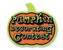 New categories for pumpkin decor contest