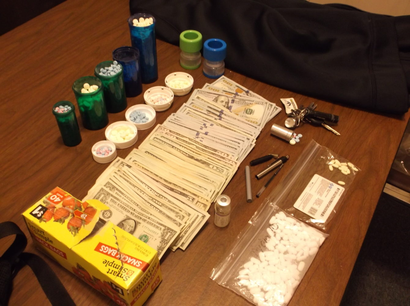 LaPlata resident jailed after major drug bust