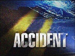 Three vehicle accident yields injuries