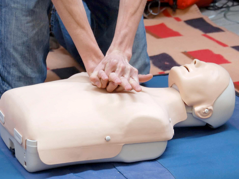 New CPR guidelines encourage bystanders to take action