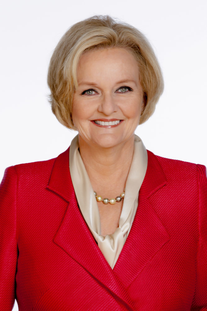 Senator Claire McCaskill Speaks out about Syria