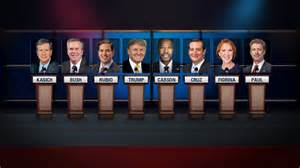 Smaller cast of Republican candidates to face off in debate