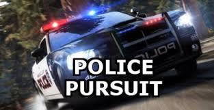 Diligent officers run down violator in Fulton