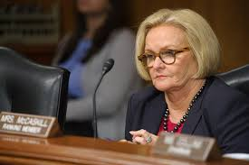 McCaskill requests records of enforcement actions taken by Department of Justice on dietary supplements