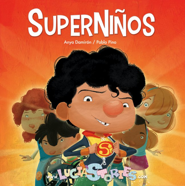"""Super Kid"" teaches children to look for the superpowers in others"