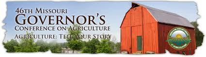 2015 Governor's Conference on Agriculture presents award to local agriculturist volunteer