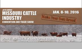 48th annual Missouri Cattle Industry Convention presents topics important to producers