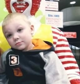 Missouri officials search for child taken by father