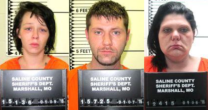 UPDATE: Investigation in Saline County Leads to 4 Arrests: Intravenous drugs, paraphernalia found
