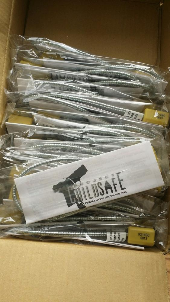 LCSO and Project Safe Child partner for local firearm safety