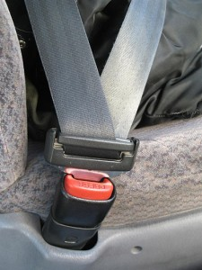 Seat belt enforcement up