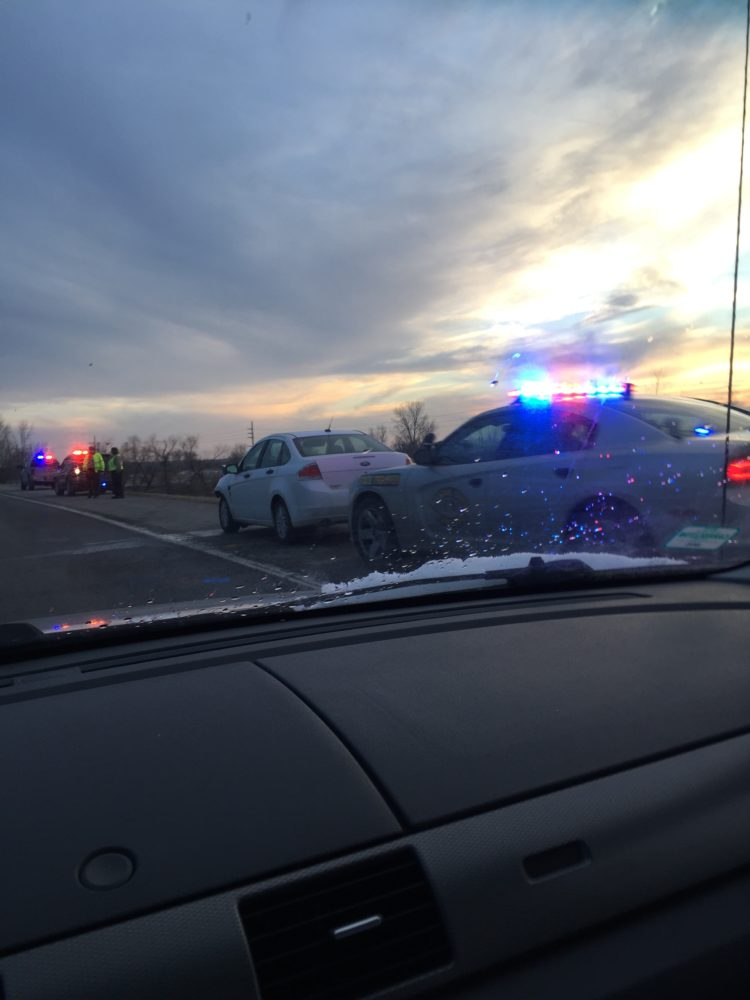 UPDATE breaking news: One vehicle crash on U.S. 65 in Carroll County