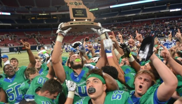 MaxPreps honored Blue Springs South High School on Tour of Champions