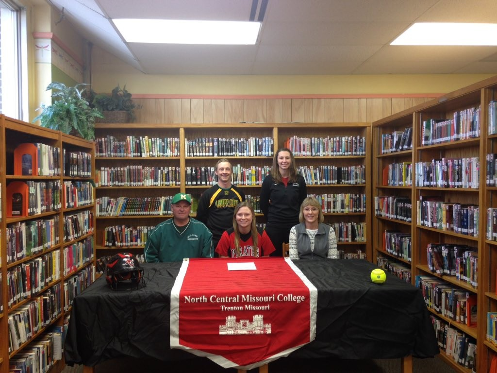 Milan recruit to sign with NCMC softball