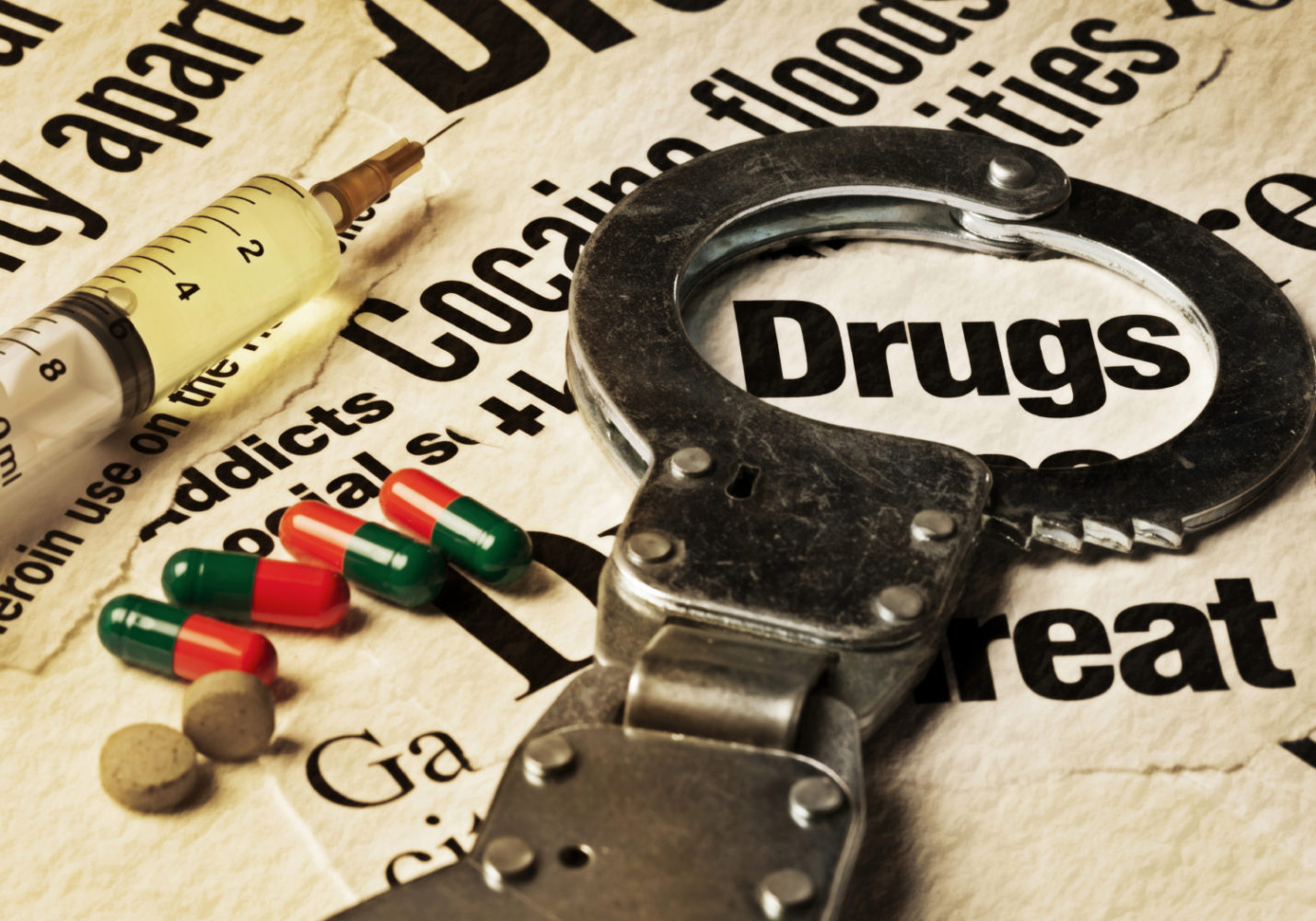 Lawson resident held on drug allegation