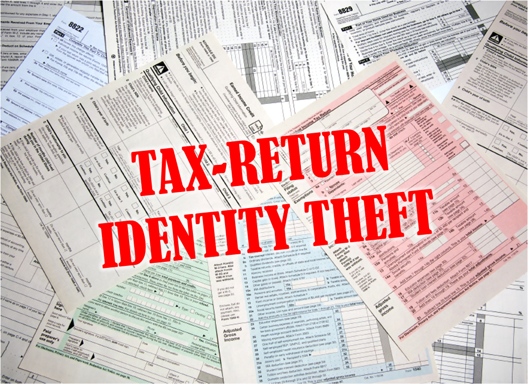 Identity security during tax season