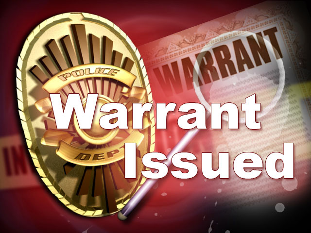 Warrant issued against Independence man