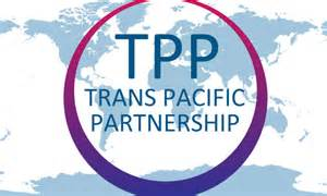 Anti-trade talks threaten TPP