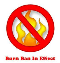 Burn bans for Saturday, February 27th