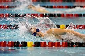 Girl's high school swimming and diving State Championship results