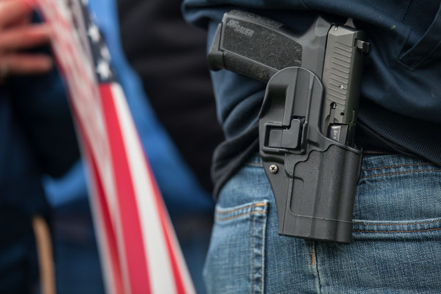 Legislature approves concealed carry bill, sent to governor for approval