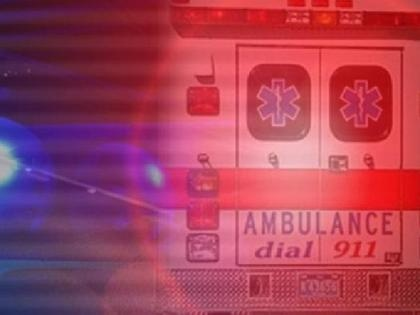 Warrensburg resident taken to hospital after crash in Johnson County
