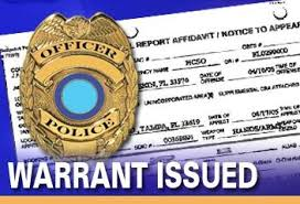 Warrant issued against a currently incarcerated woman