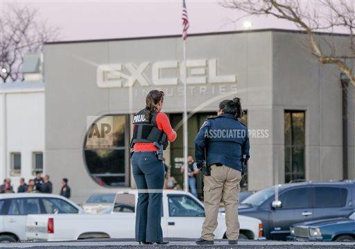 AP – Latest Update on Hesston, Kansas Shootings
