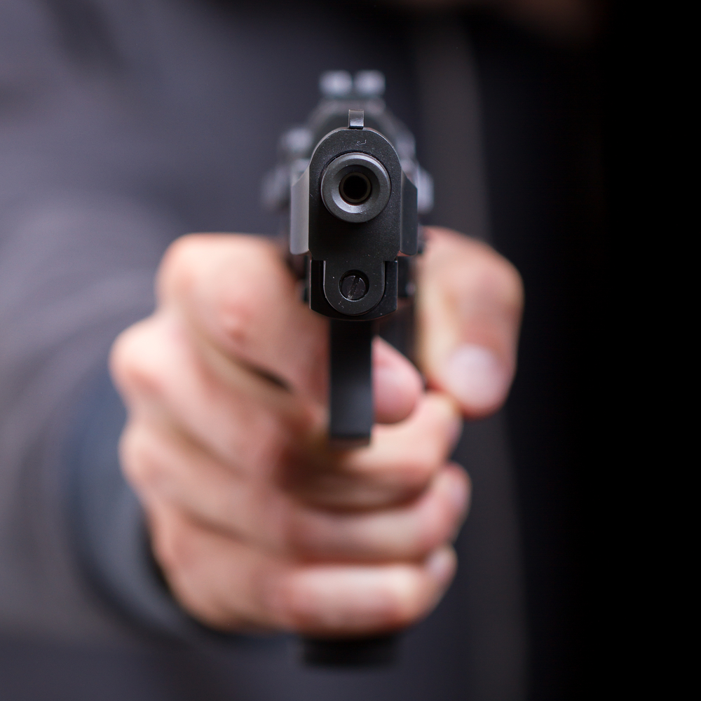 A St. Joseph resident was robbed in his home Tuesday