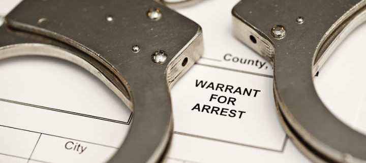 Warrant served after traffic stop in Morgan County
