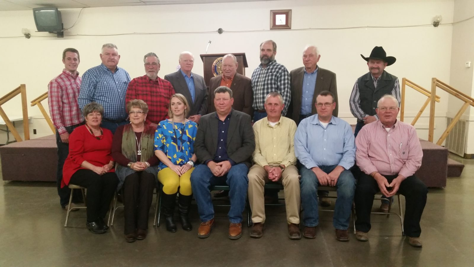 Many topics discussed at Lafayette County Cattlemen meeting