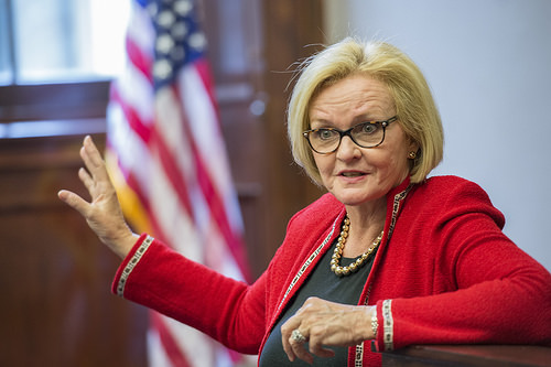 NEWSMAKER — Senator Claire McCaskill discusses her work for rural Missourians