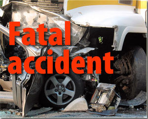 Clay County fatal crash kills drowsy driver