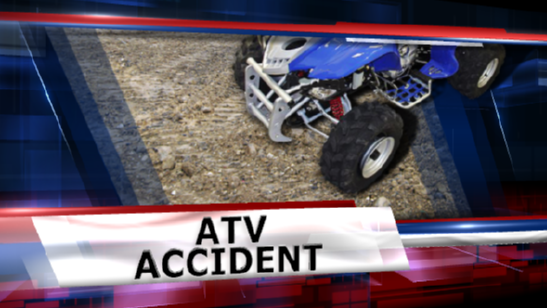 ATV crash injures woman at Caldwell County campground.